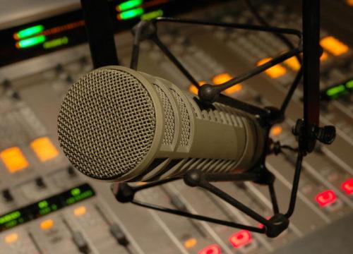 radio-microphone