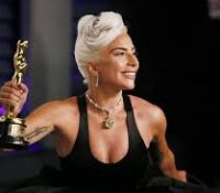Lady Gaga , Cooper e o Oscar