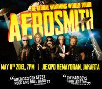 Aerosmith e Whitesnake se apresentam no Brasil em outubro