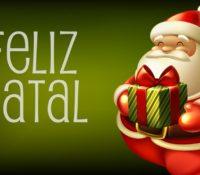 O Natal está chegando!